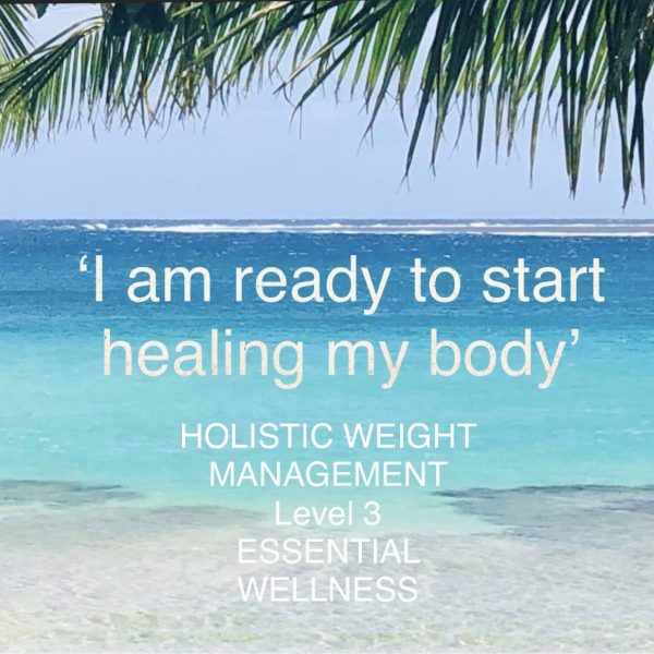 Holistic Weight Management Level 3